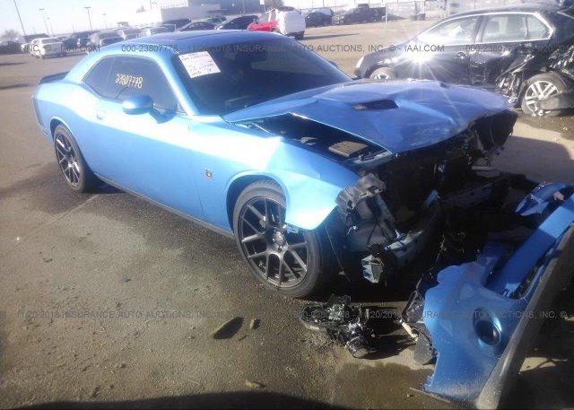 Inventory #136899812 2016 Dodge CHALLENGER