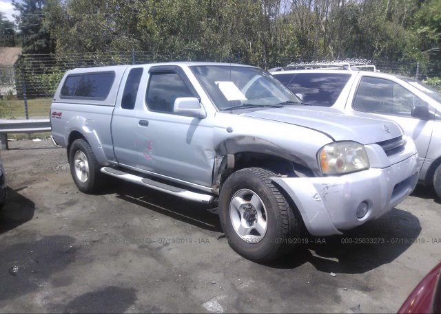 Inventory #262622031 2001 Nissan FRONTIER