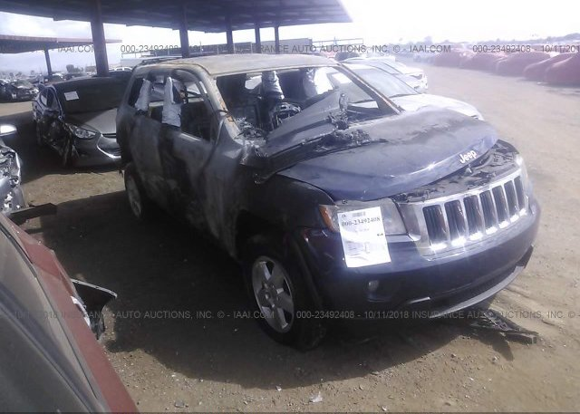 Inventory #589021395 2012 JEEP GRAND CHEROKEE