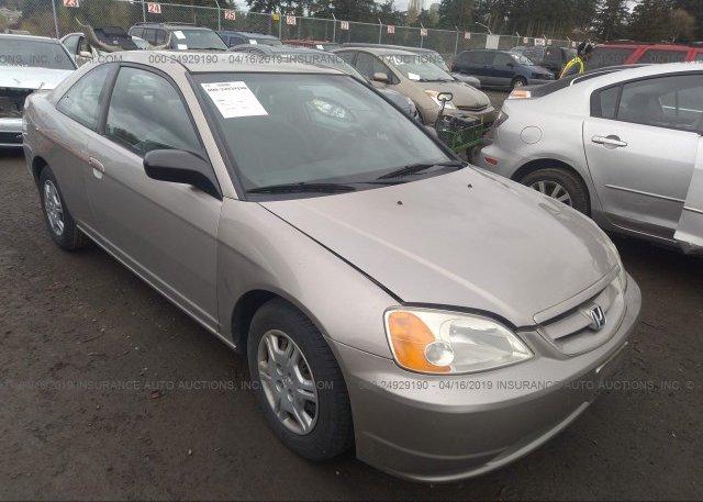 Inventory #496106777 2002 Honda CIVIC