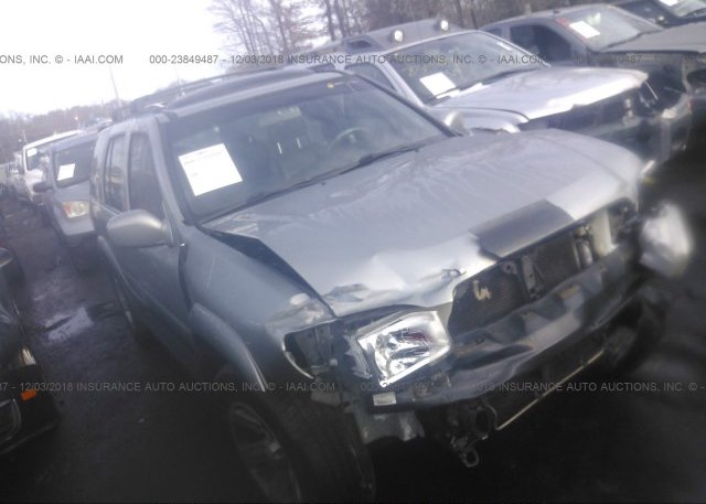 Inventory #552224574 2001 Nissan PATHFINDER