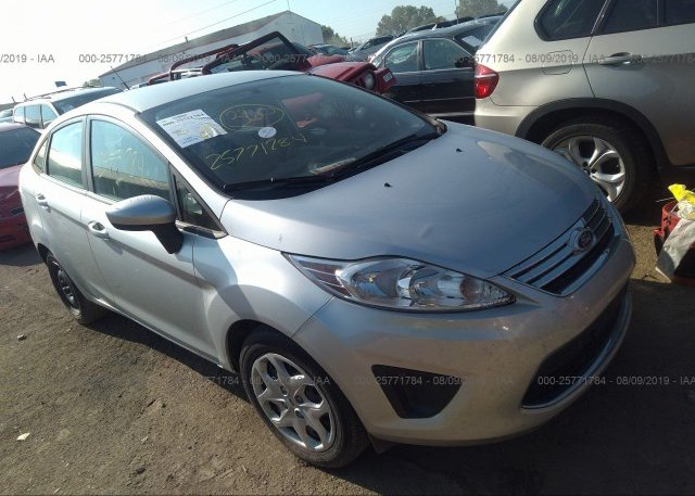 Inventory #648458474 2011 FORD FIESTA