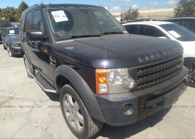 Inventory #963143988 2007 Land Rover LR3