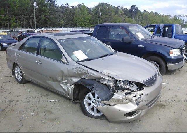 Inventory #743330804 2004 Toyota CAMRY