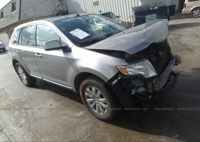 Inventory #688318064 2008 FORD EDGE
