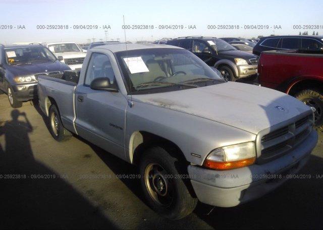 Inventory #420406687 2000 Dodge DAKOTA
