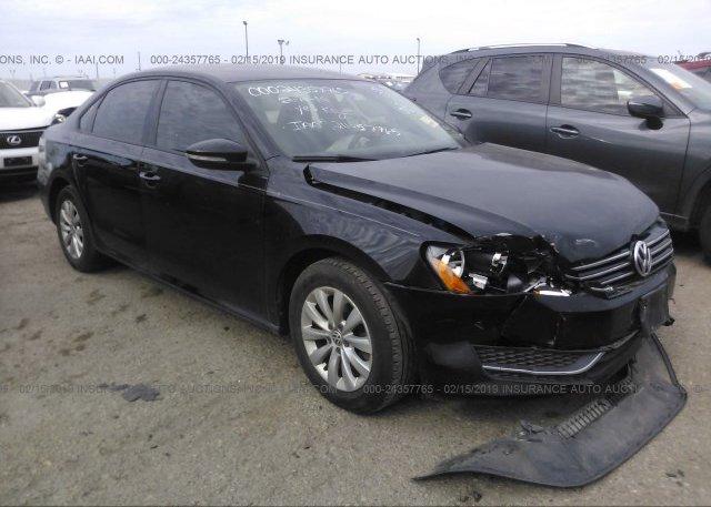 Inventory #534495370 2012 Volkswagen PASSAT