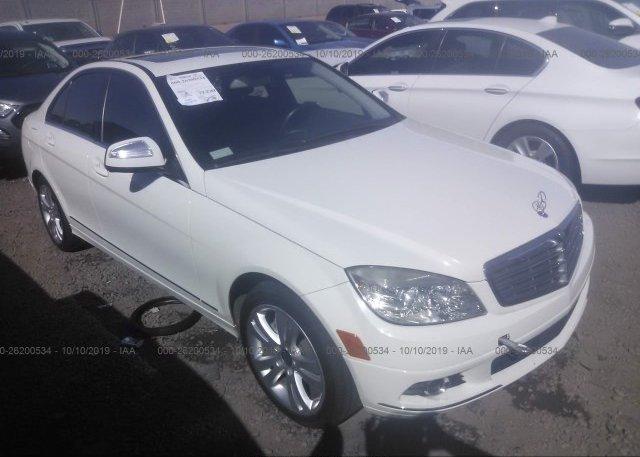 Inventory #152486065 2008 Mercedes-benz C