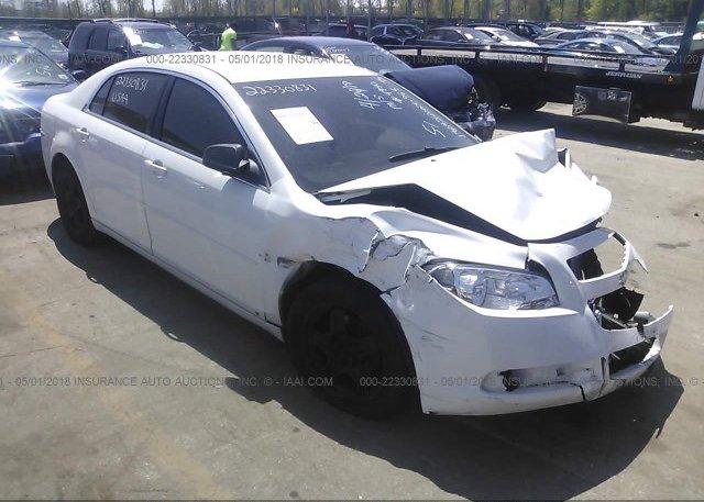 Inventory #873317448 2009 Chevrolet MALIBU