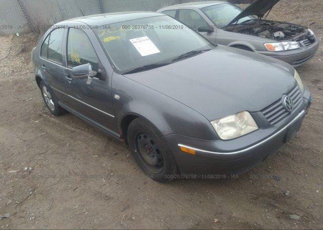 Inventory #382723234 2004 Volkswagen JETTA