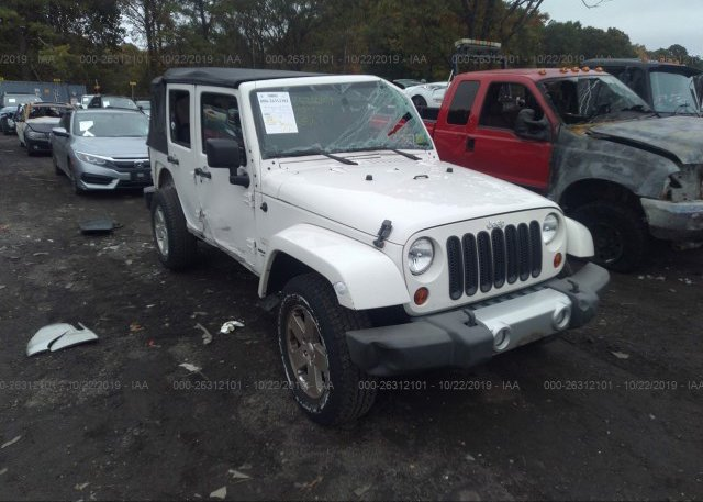 Inventory #425547796 2010 JEEP WRANGLER UNLIMITE