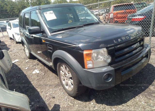 Inventory #534746445 2006 Land Rover LR3