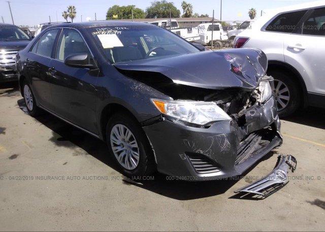 Inventory #924264775 2012 Toyota CAMRY