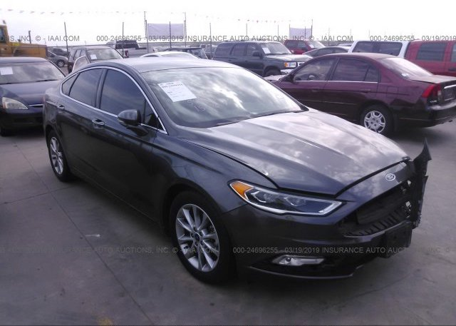 Inventory #632268116 2017 FORD FUSION