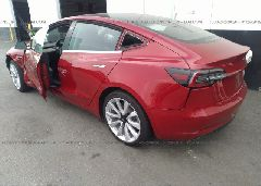 2018 Tesla MODEL 3 - 5YJ3E1EA7JF011019 [Angle] View