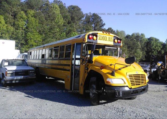 Inventory #200761537 2014 BLUE BIRD SCHOOL BUS / TRAN