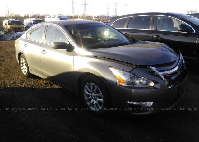Inventory #765310461 2015 Nissan ALTIMA