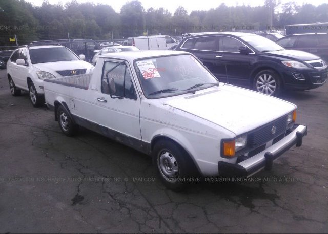 Inventory #236800483 1982 Volkswagen RABBIT