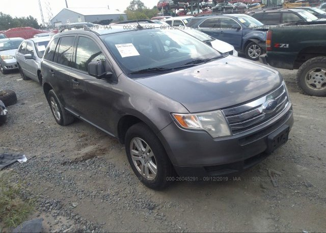 Inventory #508197902 2009 FORD EDGE