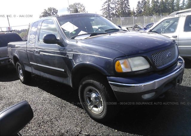 Inventory #167585477 1999 FORD F150