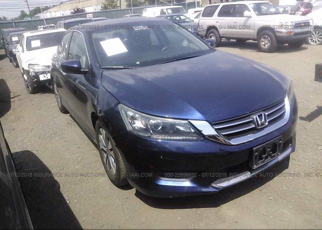 Inventory #540116845 2014 Honda ACCORD