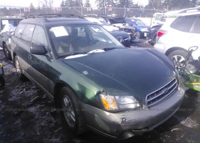Inventory #583557841 2001 Subaru LEGACY