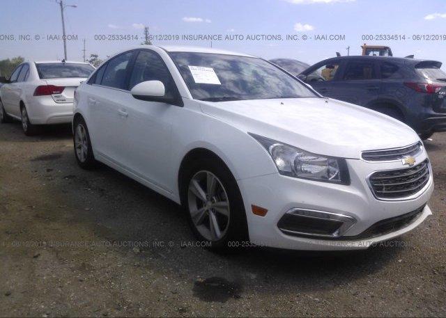 Inventory #304244948 2015 Chevrolet CRUZE