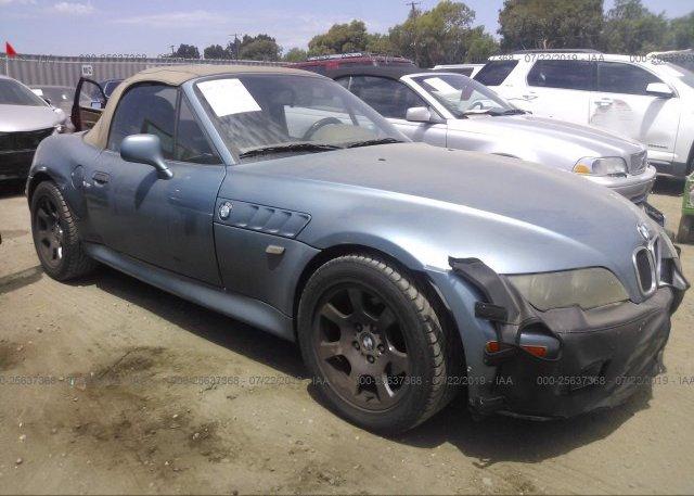 Inventory #818628559 2001 BMW Z3