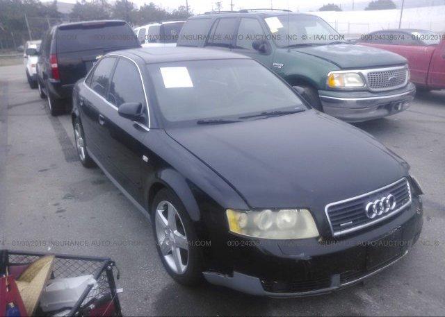Inventory #979930317 2003 AUDI A4