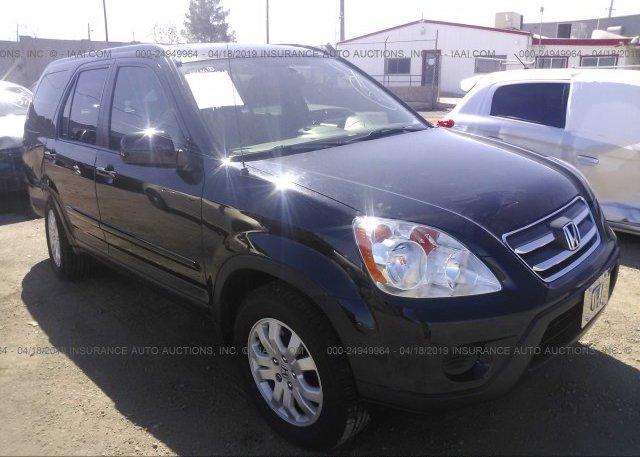 Inventory #483500284 2005 Honda CR-V
