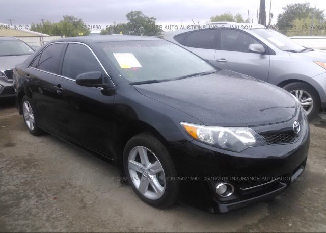 Inventory #604351380 2014 Toyota CAMRY
