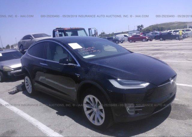 Inventory #767004762 2017 Tesla MODEL X