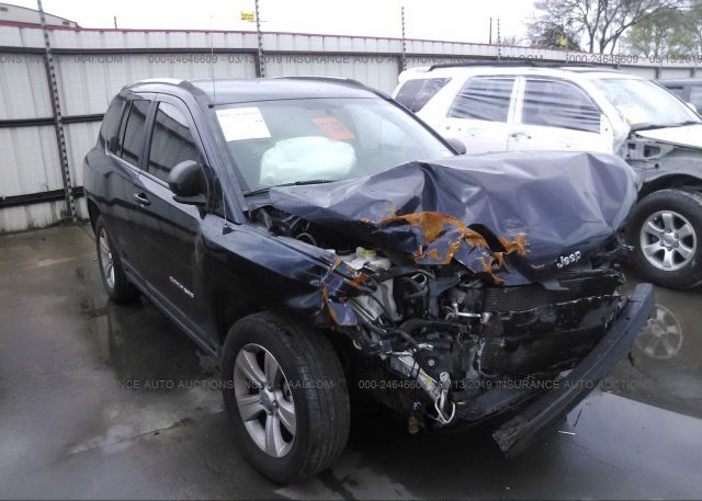Inventory #573538100 2011 JEEP COMPASS