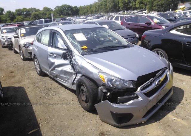 Inventory #728478127 2014 Subaru IMPREZA