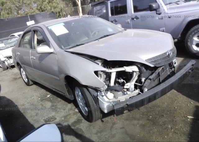 Inventory #402246140 2003 Toyota CAMRY