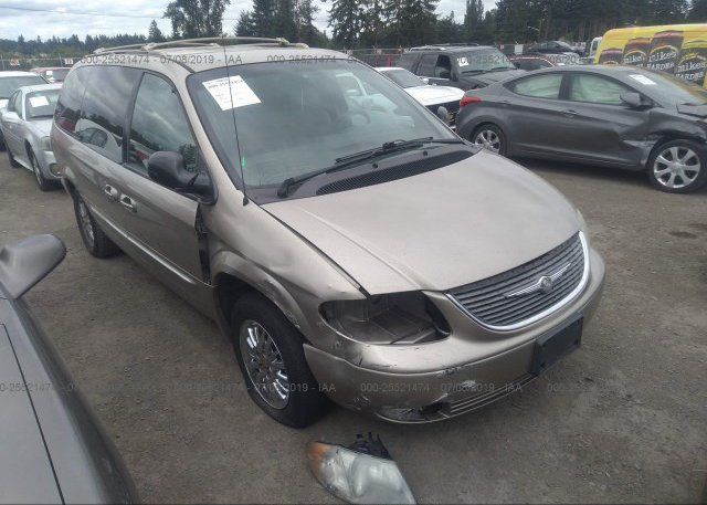 Inventory #385737792 2002 Chrysler TOWN & COUNTRY