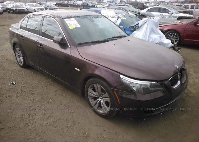 Inventory #854225539 2010 BMW 528