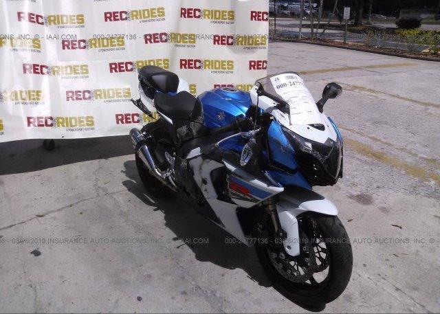 Inventory #799264257 2011 Suzuki GSX-R1000