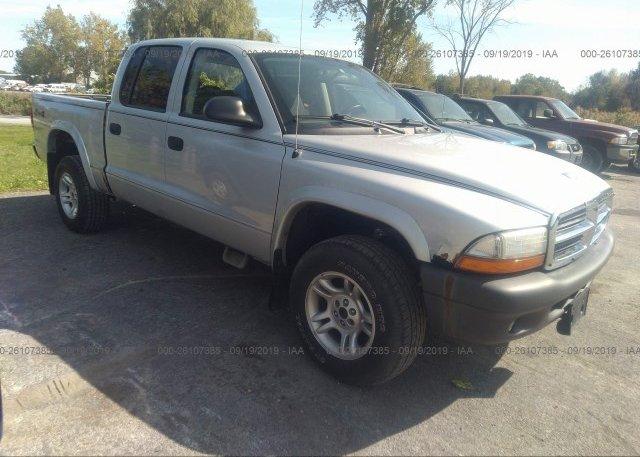Inventory #309976241 2004 Dodge DAKOTA