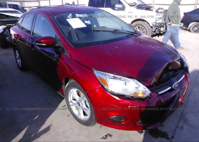 Inventory #385037054 2013 FORD FOCUS