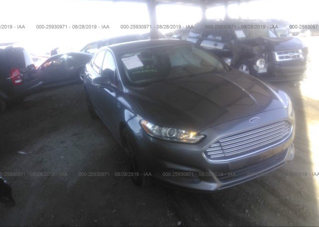 Inventory #686149488 2013 FORD FUSION