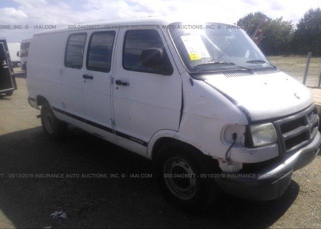 Inventory #676267185 2001 Dodge RAM VAN