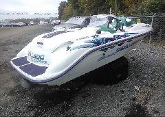 1997 SEADOO BOMBARDIER - 00000CECA0343J697 rear view