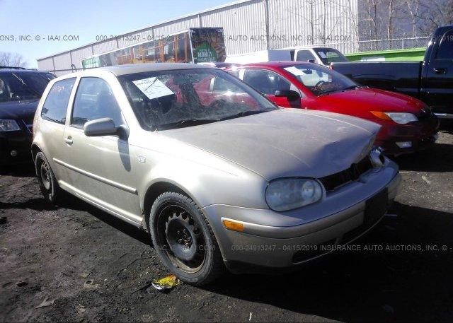 Inventory #379409606 2001 Volkswagen GTI
