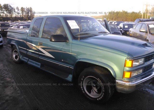 Inventory #834435668 1997 Chevrolet GMT-400