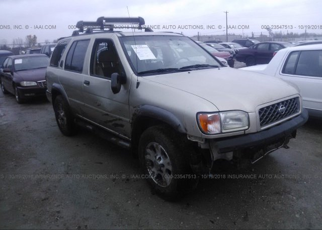 Inventory #182939541 2001 Nissan PATHFINDER