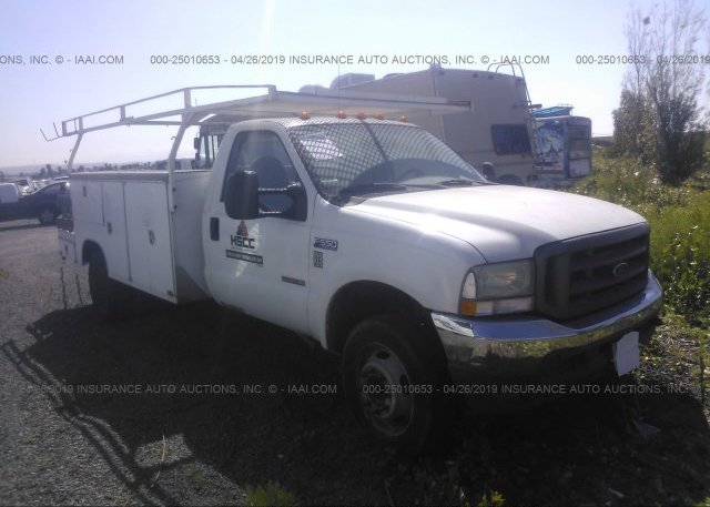 Inventory #317453771 2004 FORD F550