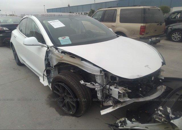 Inventory #975162736 2018 Tesla MODEL 3