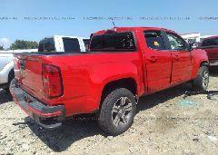 2017 Chevrolet Colorado 2.5L, лот: i25988200
