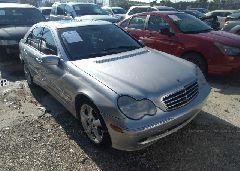 2005 Mercedes-benz C